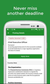 Jobs On The Go apk screenshot