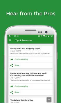 Jobs On The Go apk screenshot