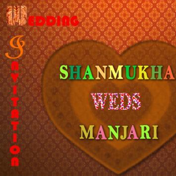 Shanmukha Weds Manjari poster