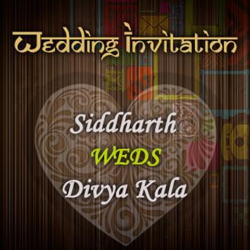 Siddharth Weds Divya Kala poster