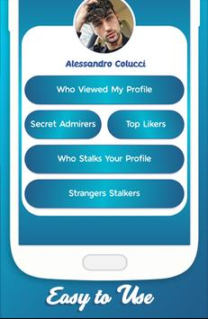 1 Schermata Insight - Social Profile Analyzer