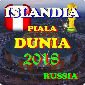 TIM NASIONAL ISLANDIA PIALA DUNIA 2018 apk screenshot