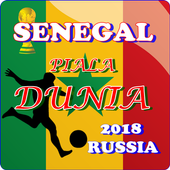 TIM NASIONAL SENEGAL PIALA DUNIA 2018 icon
