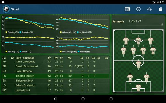 Liga Manager apk screenshot