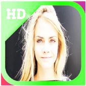 Cara Model HD wallpaper icon