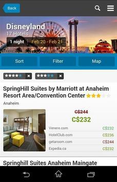 Cheap Motel & Hotel Deals screenshot 16