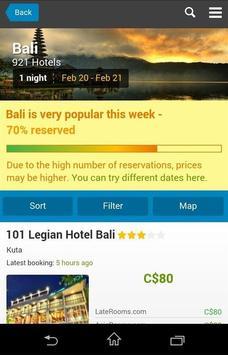 Cheap Motel & Hotel Deals screenshot 1