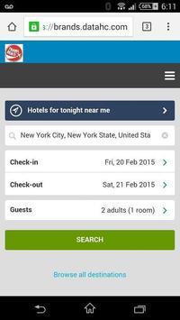 Cheap Motel & Hotel Deals screenshot 22