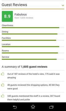 Cheap Motel & Hotel Deals screenshot 3