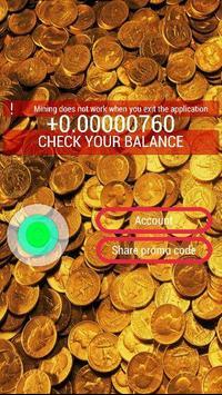 Bitcoin Gold Farm apk screenshot
