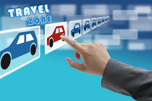 Travel Zone poster
