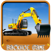 Backhoe Game icon