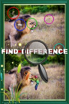 Find Difference Animal 61 screenshot 3