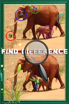 Find Difference Animal 61 screenshot 2