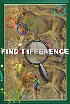 Find Difference Animal 61 screenshot 4