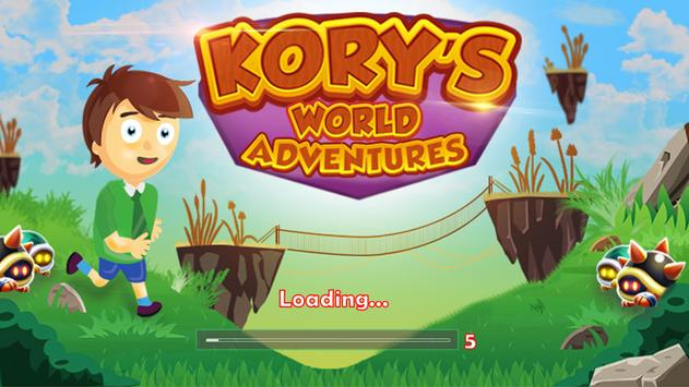 Kory's World Adventures poster