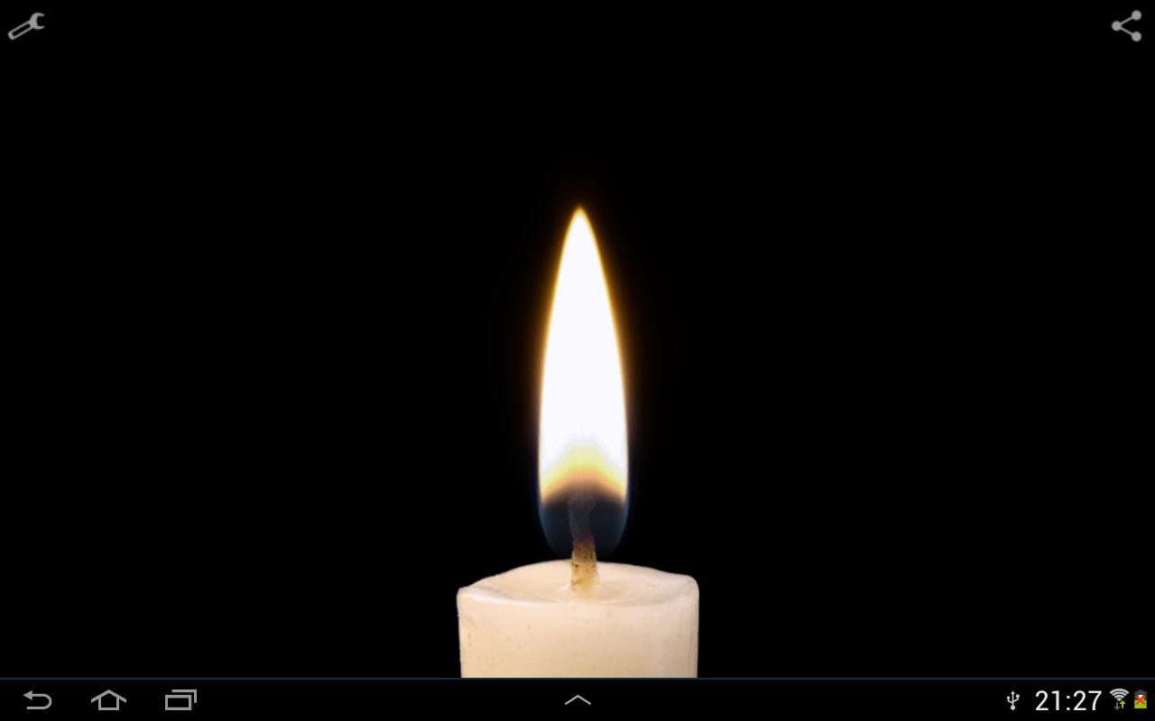 burning candle apps download