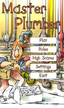 Master Plumber poster