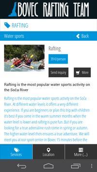 Bovec Rafting Team poster