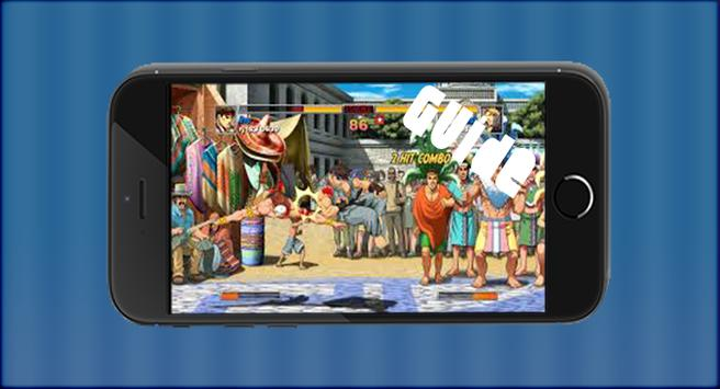 Guide For Street Fighter 2 apk screenshot