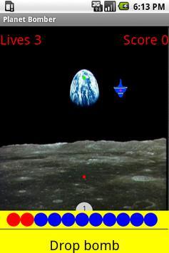 Planet Bomber poster