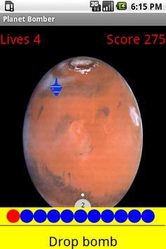 Planet Bomber screenshot 1