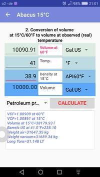 Oil Abacus15°C apk screenshot