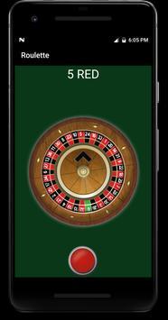 Roulette screenshot 1