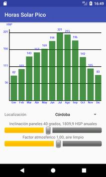 Calculadora solar autoconsumo poster