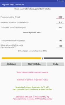 Calculadora solar autoconsumo screenshot 10