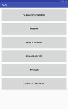 Calculadora solar autoconsumo screenshot 14