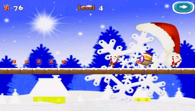 Jungle Christmas Adventures apk screenshot