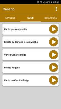 Canário apk screenshot