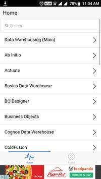 Data Warehouse Interview QA poster