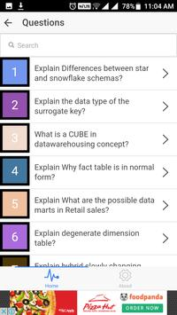 Data Warehouse Interview QA screenshot 1