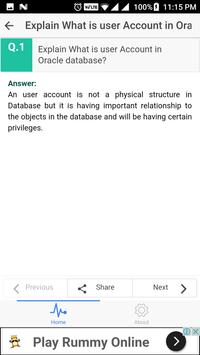Oracle Interview Questions screenshot 3
