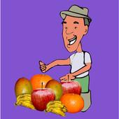 Fruit Slick Free icon
