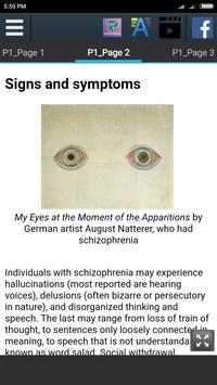 Schizophrenia Info screenshot 1