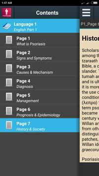Psoriasis Info screenshot 4