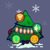 Сhristmas Tree Widget icon