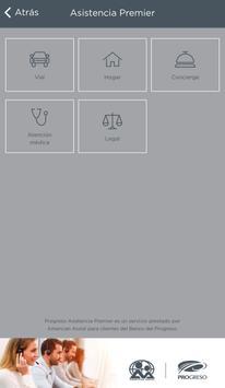 Progreso Asistencia Premier screenshot 1