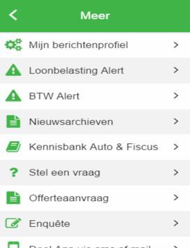 Administratiekantoor De Arbeid apk screenshot