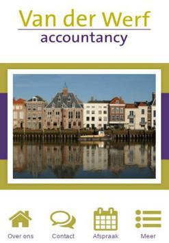 Van der Werf Accountancy poster