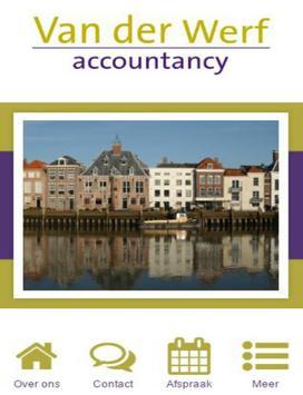 Van der Werf Accountancy apk screenshot
