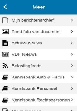 Van Driel Finance screenshot 1