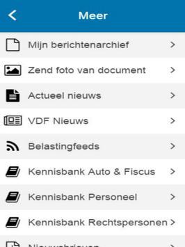 Van Driel Finance screenshot 3