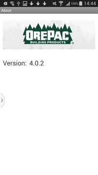 OrePac Web Track screenshot 2