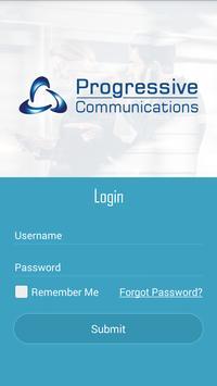 Progressive Communications poster