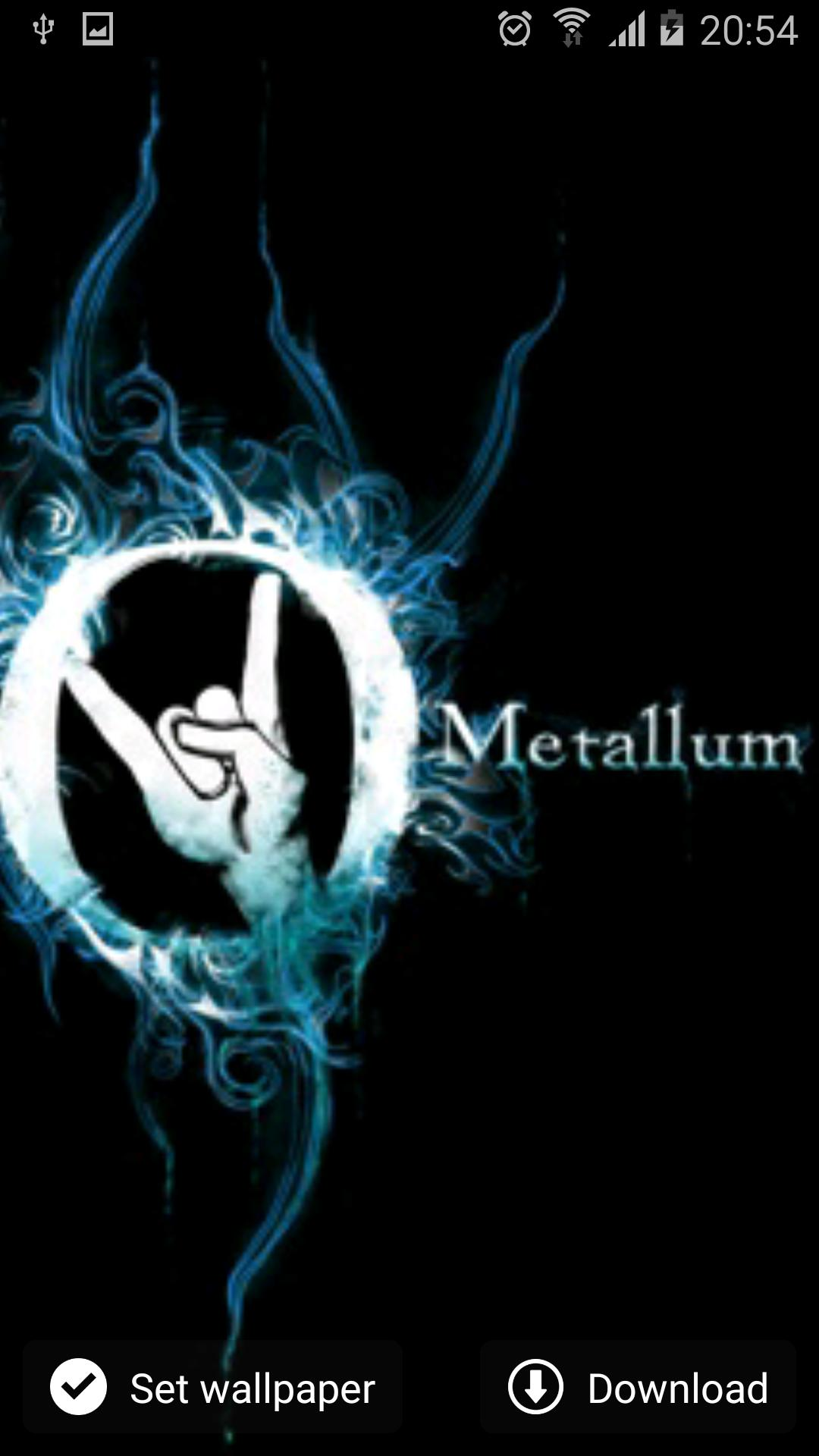 Heavy Metal Wallpapers For Android Apk Download