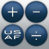 USAF PT Test Calculator icon